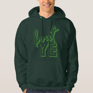 Bout Ye, Northern Irish Greeting Dialect, Hoodie