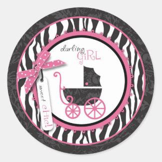 Boutique Chic Sticker