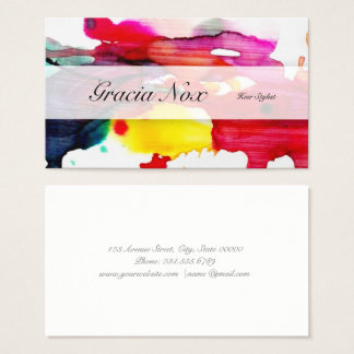 Boutique & Spa Business Card