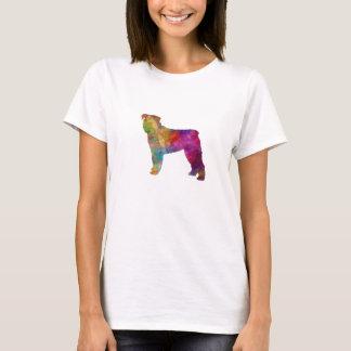 Bouvier DES Flanders in watercolor T-Shirt