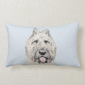 Bouvier des Flandres Lumbar Pillow