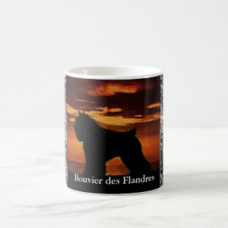 Bouvier des Flandres Magic Mug