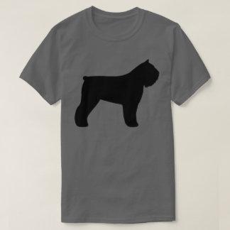 Bouvier des Flandres Silhouette T-Shirt