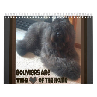 Bouvier des Flandres Wall Calendars