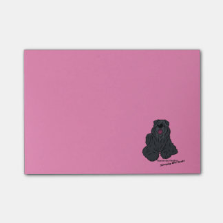 Bouvier of the Flandres - Simply the best! Post-it® Notes