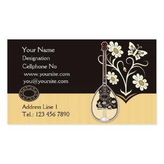 Bouzouki Business Cards