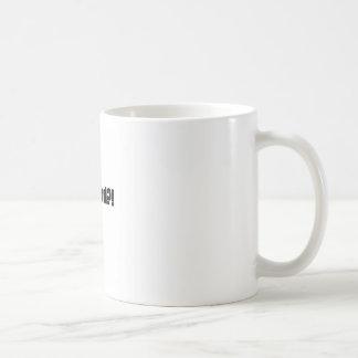 Bovvered!? Basic White Mug