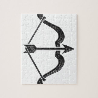 Bow and Arrow Jigsaw Puzzle