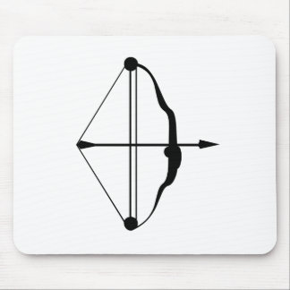 Bow and Arrow Mousepads
