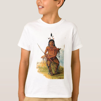 bow armed warrior T-Shirt