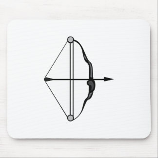 Bow & Arrow Mouse Pads