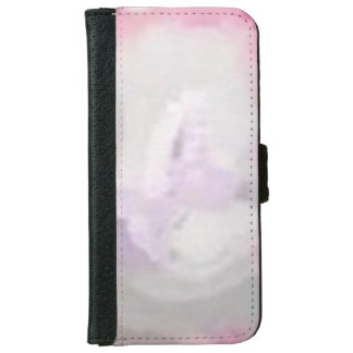 Bow baby founds portfolio iPhone 6 wallet case