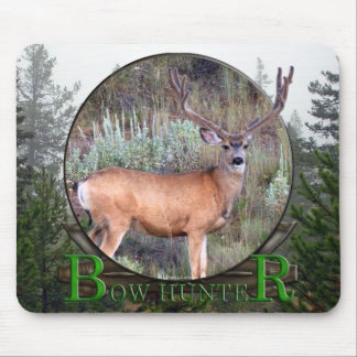 Bow Hunter 3 Mouse Pad