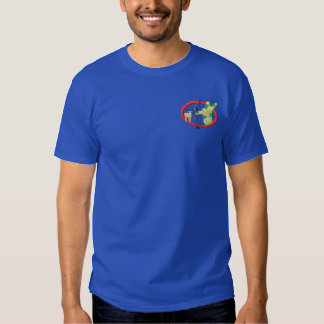 Bow Hunting Embroidered T-Shirt
