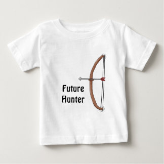 Bow hunting Hobby Sport Design Baby T-Shirt