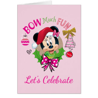 Bow Much Fun Card
