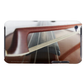Bow on Violin Barely There iPod Cases