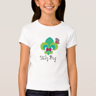 Bow Tied and Butterfly Fleur De Lis Tees