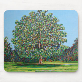 Bow Tree Summer Mouse Pad