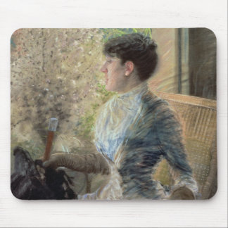 Bow Window, 1883 Mouse Pad