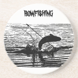 Bowfishing - collectable coasters