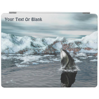 Bowhead Whale iPad Cover