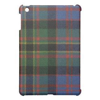 Bowie Ancient Tartan iPad Case