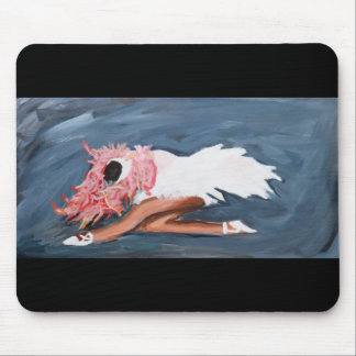 Bowing Pray Mouse Pad