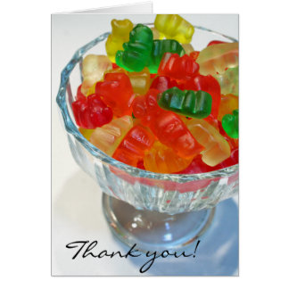 Bowl o' Bears card