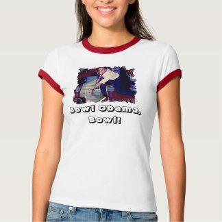 Bowl Obama, Bowl! Shirts