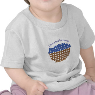 Bowl Of Berries T Shirts