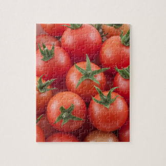 Bowl Of Cherry Tomatoes Jigsaw Puzzle