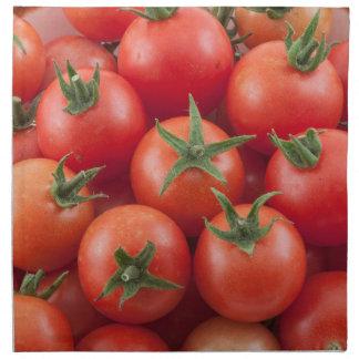 Bowl Of Cherry Tomatoes Napkin