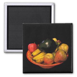Bowl of Fruit Magnet