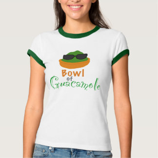 Bowl of Guaca T-Shirt