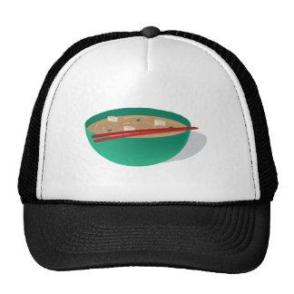 Bowl Of Soup Mesh Hats