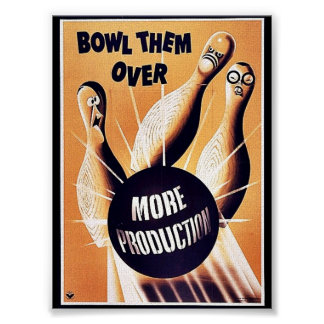 Bowl Them Over, More Production Poster