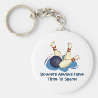 Bowlers Always Have Key Ring