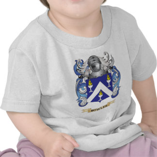 Bowles Coat of Arms (Family Crest) Tee Shirts