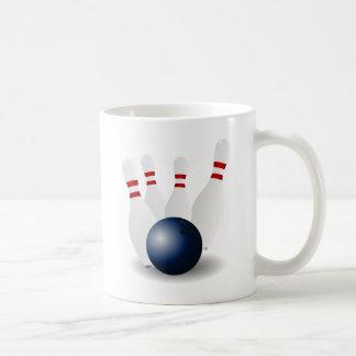 bowling-155946 bowling skittles ninepins tenpins p basic white mug