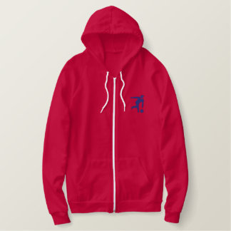 BOWLING 4 EMBROIDERED HOODIE