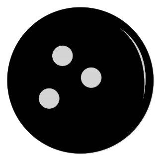 Bowling Ball Card