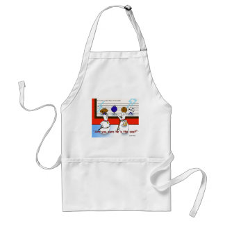 Bowling Ball Crimes Funny Gifts & Collectibles Standard Apron