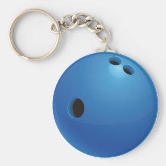 Bowling Ball Keychain