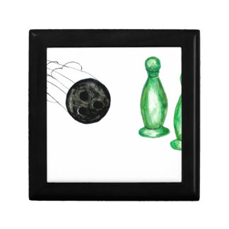Bowling Ball Sketch3 Gift Box