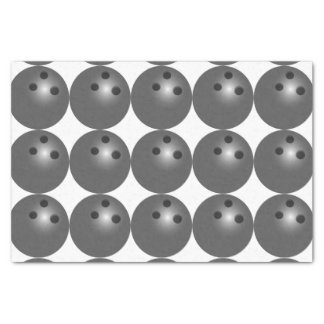 Bowling Ball Tissue Paper