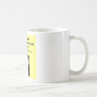 bowling basic white mug