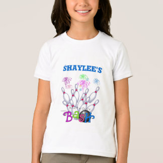 Bowling Birthday T-Shirt