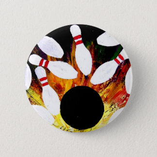 BOWLING BOWL STRIKE BUTTONS by Teo Alfonso