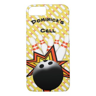 Bowling Cell Phone Case